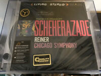 Rimsky-Korsakoff Scheherazade Living Stereo LSC-2446 LP Sealed Limited Edition