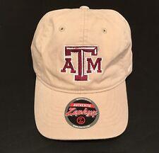 best website 10128 bf389 Texas A M Aggies Zephyr Dad Hat Khaki Tan Adjustable NWT