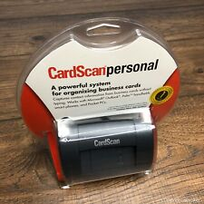 Businness Card Scanner Personal Organizer Palm, Outlook, Smart Phones, Pocket PC