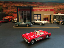 1:64 Hot Wheels Limited Edition 1957 57 Chevy Corvette Red
