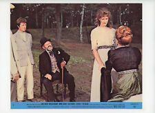 SEA GULL 8 Original Color Movie Stills 8x10 James Mason Simone Signor 1969 13387