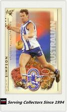 2003 Select AFL XL Series All Australia Team Card AA22 Adam Simpson (Kangaroos)