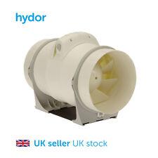 125mm (5 inch), Duct Fan, Tube Fan, Hydroponics, In Line Extractor Fan, 2 Speed