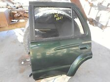 96-02 Toyota 4Runner SR5 OEM Left Driver Side REAR Power Door Large Flare Type