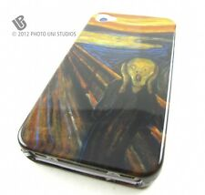 THE SCREAM HARD SHELL SNAP-ON CASE COVER APPLE IPHONE 4 4s PHONE ACCESSORY
