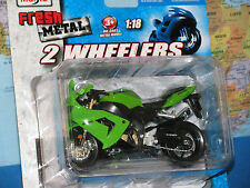 1/18 Maisto Fresh Metal 2 Wheelers Honda CBR 600f4 Motorcycle & RARE