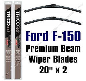 Ford F-150 Wipers 2-Pk 1999 2000 2001 2002 2003 2004 2005 2006 2007 2008 19200x2
