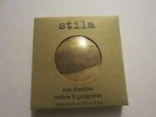 STILA EYE SHADOW TRIO IN BRONZE GLOW~CREAM/BROWN/GOLD  EYESHADOW *GORGEOUS* R$28