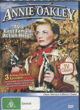 ANNIE OAKLEY -  Gail Davis, Brad Johnson, Jimmy Hawkins - DVD