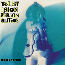 Television Personalities CLOSER TO GOD +MP3s LIMITED New Colored Vinyl 2 LP