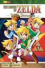 The Legend of Zelda, Vol. 6. Four Swords - Part 1 by Himekawa, Akira (Paperback