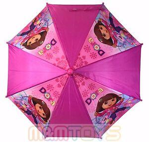 Nickelodeon Dora the Explorer Molded Umbrella for girls