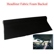 """Foam Headliner Fabric Interior Roof Liner, Replacement Faded/Ageing/Sag 64x60"""""""