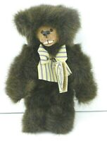 "Kimbearly's Originals A&A Plush Bear #19005 ""Jerry"" Designed by Kimberly Hunt"