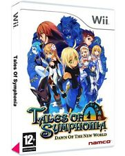 Tales Of Symphonia Dawn Of The New World Game Wii Nintendo Wii PAL Brand New