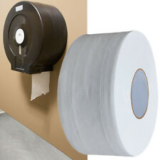 Rolls 4ply Toilet Paper Towels Bulk Roll Bathroom Tissue Bathroom Soft Household