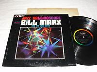 "Bill Marx & Octet ""Jazz Kaleidoscope"" 1962 Jazz LP, VG+, Mono, Orig VeeJay, DG"