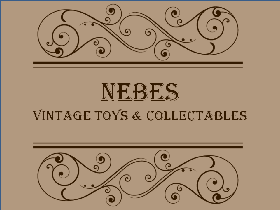 Nebes Vintage Toys & Collectables