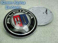 Bonnet Badge 82mm ALPINA BMW 1 3 5 6 X Z M SERIES E46 E90 E91 E92 E81 E60 M3 OEM