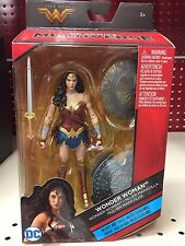 "DC COMICS MULTIVERSE ARES BAF SHIELD WONDER WOMAN 6"" MOVIE FIGURE TRU EXCLUSIVE"