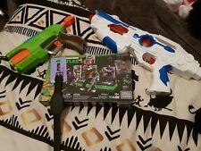 Boys Stocking Fillers x shot guns Watch Blocks teenage mutant ninja x-mas