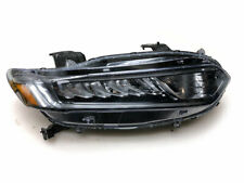 Crux Moto Headlight Paint Protection Film PPF Precut fits Accord 2018 - 2020