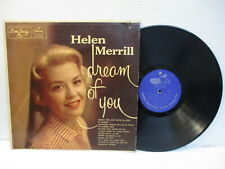 "B82: Helen Merrill ""Dream of You"" EmArcy Drummer 36078 Mono VG/VG"