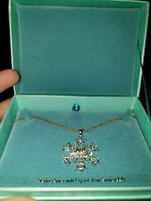 D23 expo 2015 Necklace Elsa Snowflake Frozen 2 Le 300 sterling silver jewelry