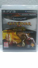 jeu video ps3 playstation 3 god of war collection volume 2