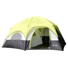 Tahoe Gear Coronado 12 Person Dome 3 Season Family Outdoor Camping Cabin Tent