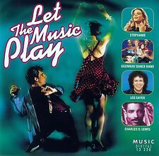 LET THE MUSIC PLAY / CD - TOP-ZUSTAND