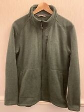Rohan Headland Winter Green Mens Fleece Jacket Size M