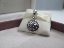 New w/Box Pandora RETIRED Chinese Year of the Ox Zodiac Dangle Charm 790881 Cow