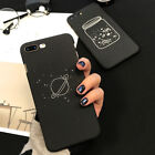 Fashion Star Sky Slim Matte Hard Back Case Cover For Apple iPhone 6 6s 7 8 Plus