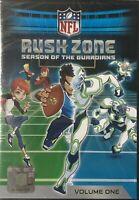 NFL Rush Zone: Season of the Guardians, Vol. 1 (DVD, 2013)