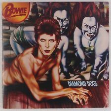 DAVID BOWIE: Diamond Dogs USA RCA CPL1-0576 Glam Rock Vinyl LP Super