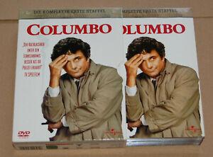 DVD: Columbo - Staffel 1 (2005) - 6 DVD