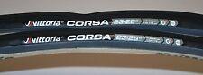 Vittoria Corsa G+ Graphene tubular 700 x 23 black / anthracite sidewall