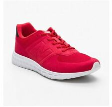 NEW BALANCE Baskets 46,5 UK 11,5 US 12 MFL 574 rouge et blanc Fresh Foam - NEUF