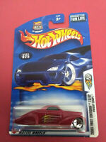 HOT WHEELS - FIRST EDITIONS - SWOOP COUPE - LONG CARD - ANNEE 2003 - R 5922