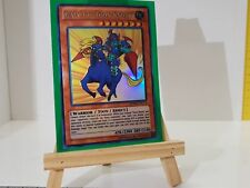 YuGiOh Carte Gaia the toon Knight HOLO dieux Orica/Custom Card Super