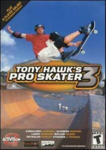Tony Hawk Pro Skater 3 MAC CD skateboard tricks skateboarding park city game!