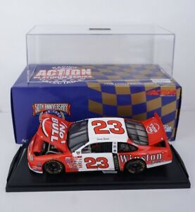 1998 Action Platinum 1/24 Jimmy Spencer #23 Winston No Bull Ford Taurus w/ case