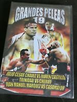 Grandes Peleas Vol. 19  DVD (Great Classic Fights) new