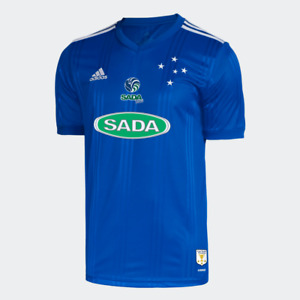 SADA Cruzeiro Home Volleyball Men's Jersey  Shirt  adidas Brazil  2020 2021