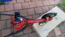 Atom PRO KOMATSU  lawn edger 2 stroke petrol  * GOOD USED  Condition * MINTO