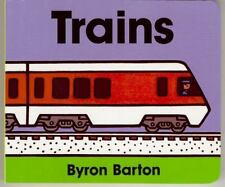 Trains Board Book (Board Book)