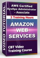 AWS Cеrtifiеd SysOps Admin - Aѕѕосiate - CBT Video Training Course - 3 Hours