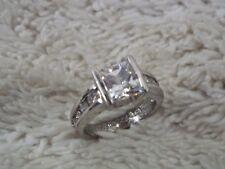 LIA SOPHIA Crystal Ring ~ Size 5 (C41)