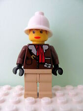 LEGO Minifig adv028 @@ Pippin Reed - Parka 7412